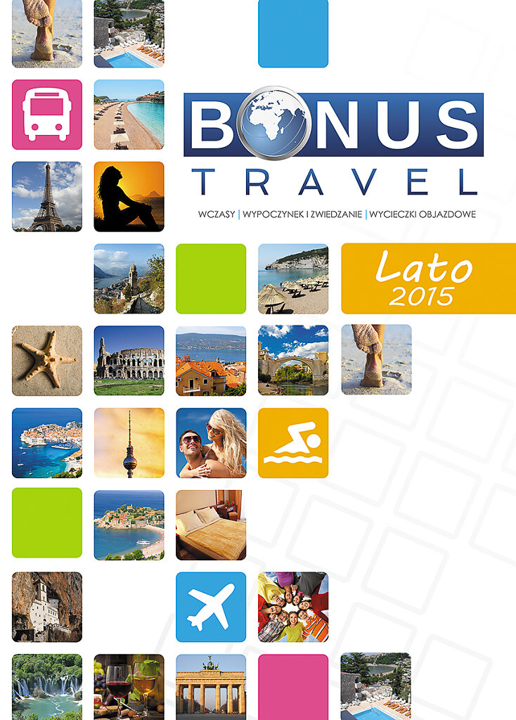 Bonus Travel Katalog - LATO 2015